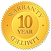 Zebra 10 Year Limited Warranty